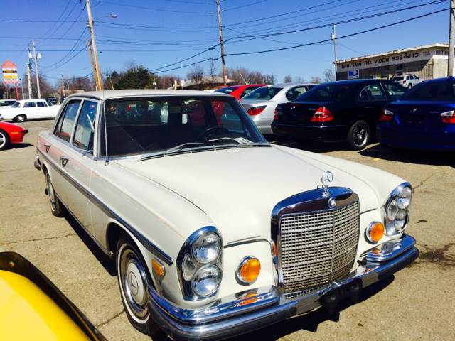 1970 Mercedes Benz 280 Class In Akron Oh Kb Auto Mall Llc