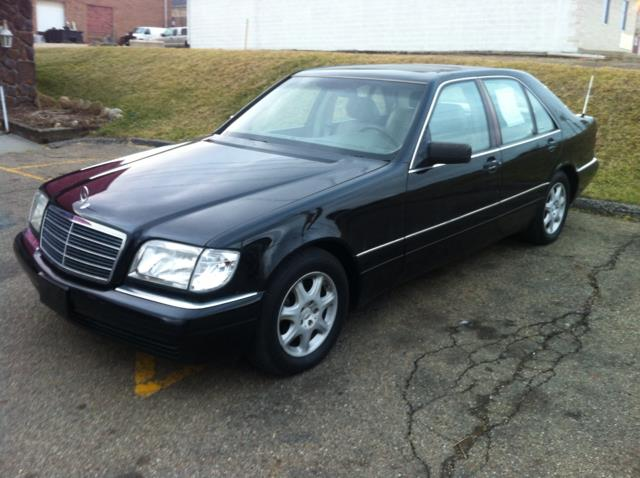 1997 Mercedes Benz S Class S320 In Akron Oh King Ben 39 S Inc