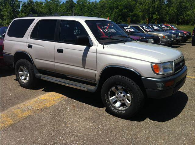 1998 Toyota 4Runner Base For Sale In Akron Akron Atwater