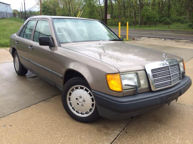 1989 Mercedes Benz 260 Class E In Akron Oh King Ben 39 S Inc