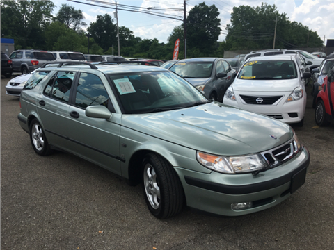 2001 Saab 9-5 for sale in Akron, OH