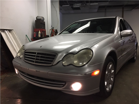Mercedes benz c class for sale akron oh for Mercedes benz akron ohio