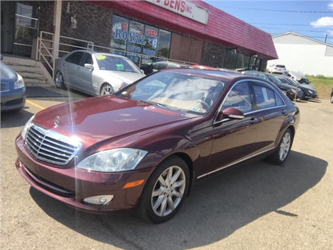 Used mercedes benz s class for sale ohio for Used mercedes benz for sale in ohio