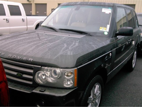 2006 Land Rover Range Rover for sale in Akron, OH
