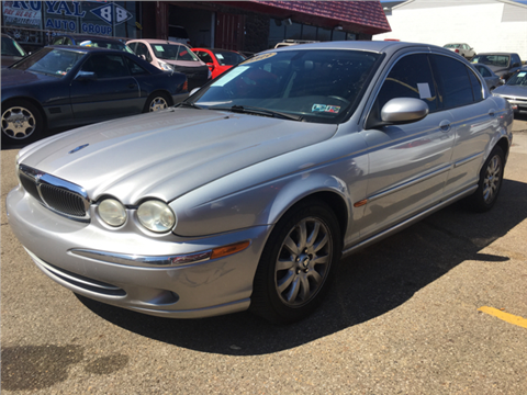 2003 Jaguar X-Type for sale in Akron, OH