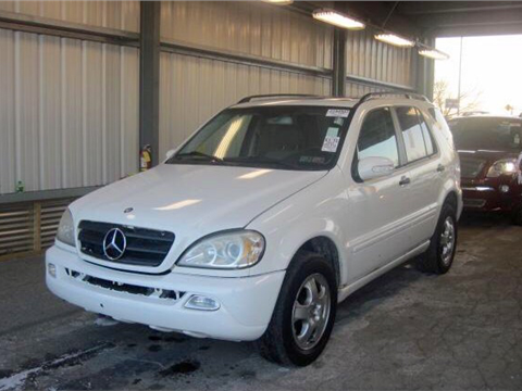 Mercedes Benz M Class For Sale Akron Oh
