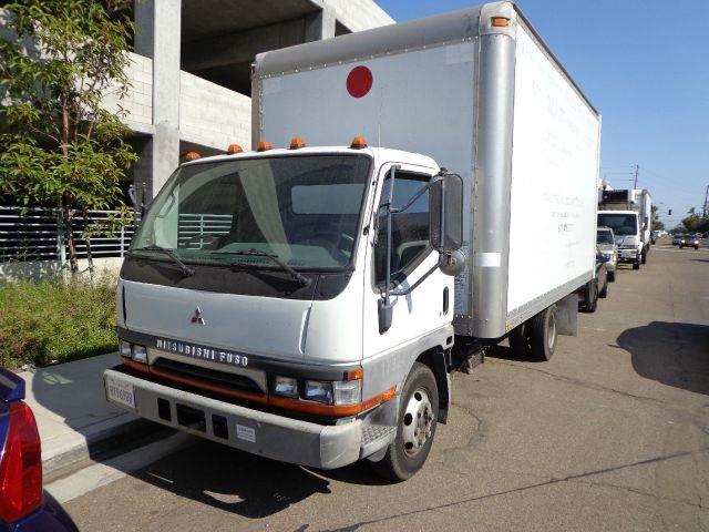 2002 Mitsubishi Cargo Van