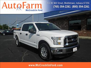 2015 Ford F-150 for sale in Middletown, IN