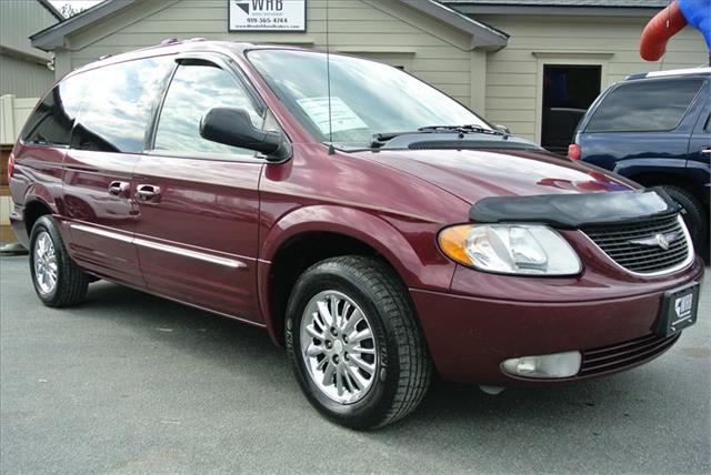 2002 CHRYSLER Town and Country for sale in WENDELL NC
