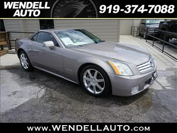 2004 Cadillac XLR for sale in Wendell, NC