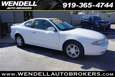 2002 Oldsmobile Alero for sale in Wendell, NC