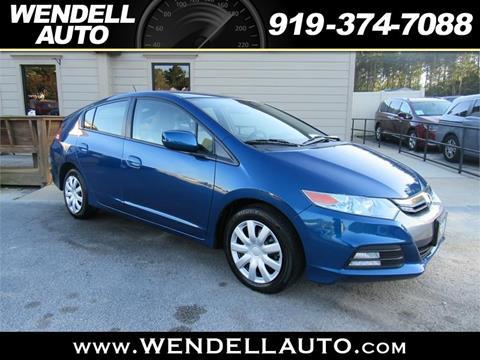 2013 Honda Insight for sale in Wendell, NC