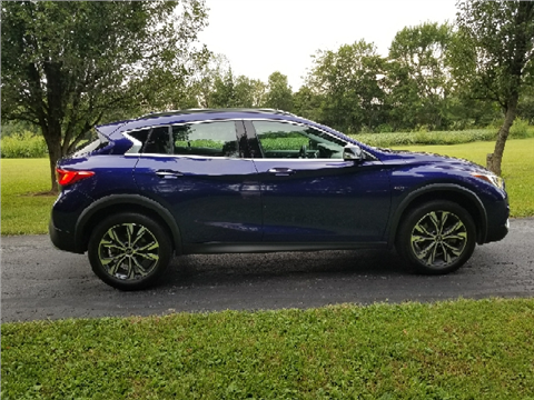 2017 Infiniti QX30 for sale in Hillsboro, OH