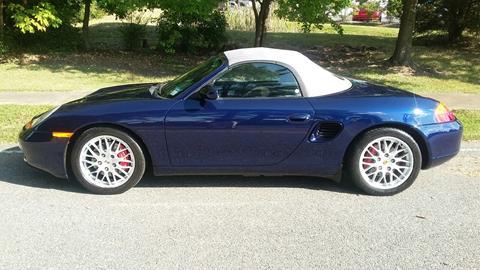 2002 Porsche Boxster for sale in Durham, NC