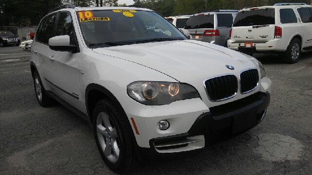 2010 BMW X5 XDRIVE30I AWD 4DR SUV white 4wd type - full time abs - 4-wheel air filtration airb