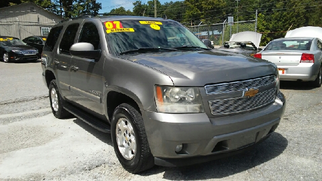 2007 CHEVROLET TAHOE LS 4DR SUV gray 2-stage unlocking doors abs - 4-wheel airbag deactivation