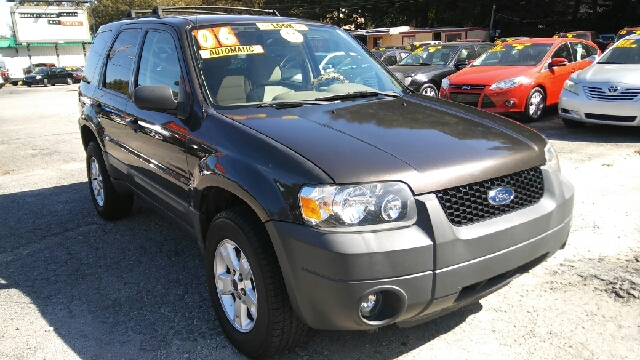2006 FORD ESCAPE XLT SPORT AWD 4DR SUV green 4wd type - on demand abs - 4-wheel airbag deactiva