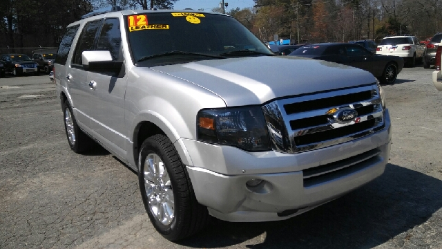 2012 FORD EXPEDITION LIMITED 4X2 4DR SUV silver 2-stage unlocking doors abs - 4-wheel active he