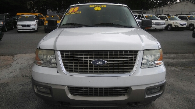 2004 FORD EXPEDITION EDDIE BAUER 4WD 4DR SUV white 4wd type - part time w on demand setting abs