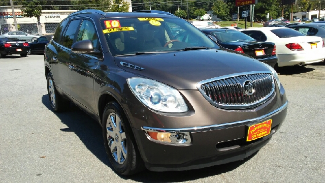 2010 BUICK ENCLAVE CXL AWD 4DR SUV W1XL brown 2-stage unlocking doors 4wd type - full time abs