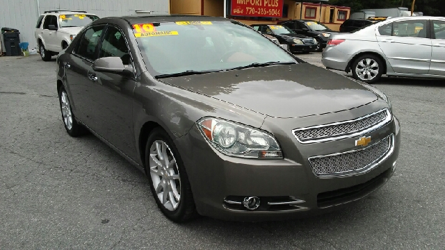 2010 CHEVROLET MALIBU LTZ 4DR SEDAN grey 2-stage unlocking doors abs - 4-wheel airbag deactivat