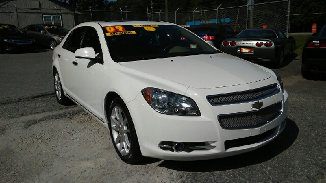 2009 CHEVROLET MALIBU LTZ 4DR SEDAN white 2-stage unlocking doors abs - 4-wheel airbag deactiva
