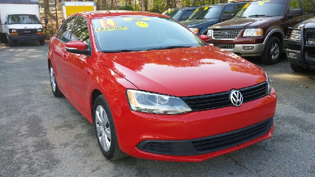 2014 VOLKSWAGEN JETTA SE PZEV 4DR SEDAN 6A red 2-stage unlocking doors abs - 4-wheel active hea