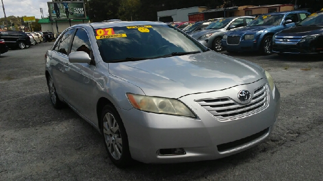 2007 TOYOTA CAMRY LE 4DR SEDAN 24L I4 5A silver 2-stage unlocking doors abs - 4-wheel air fi