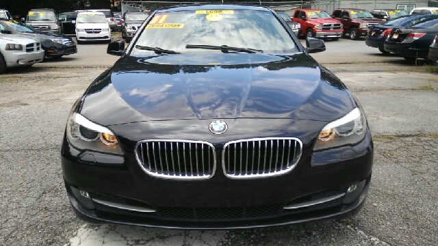 2011 BMW 5 SERIES 528I 4DR SEDAN black 2-stage unlocking doors abs - 4-wheel active head restra