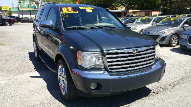 2007 CHRYSLER ASPEN LIMITED 4X2 4DR SUV blue 2-stage unlocking doors abs - 4-wheel airbag deact