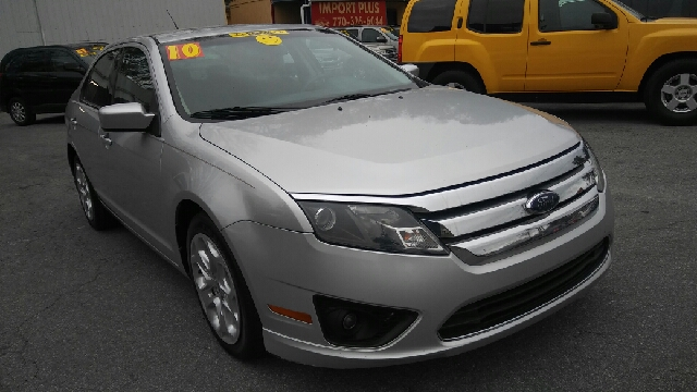 2010 FORD FUSION SE 4DR SEDAN gray abs - 4-wheel air filtration airbag deactivation - occupant