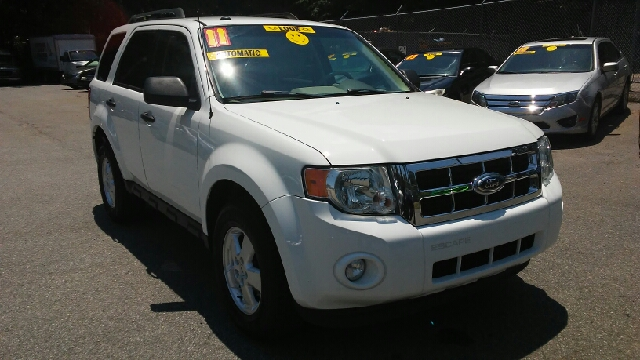 2012 FORD ESCAPE XLT 4DR SUV white 2-stage unlocking doors abs - 4-wheel airbag deactivation -