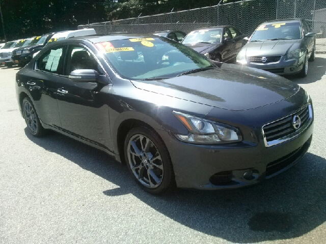 2012 NISSAN MAXIMA 35 S 4DR SEDAN grey 2-stage unlocking - remote abs - 4-wheel air filtration