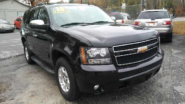 2010 CHEVROLET TAHOE LT 4X2 4DR SUV black 2-stage unlocking doors abs - 4-wheel adjustable peda