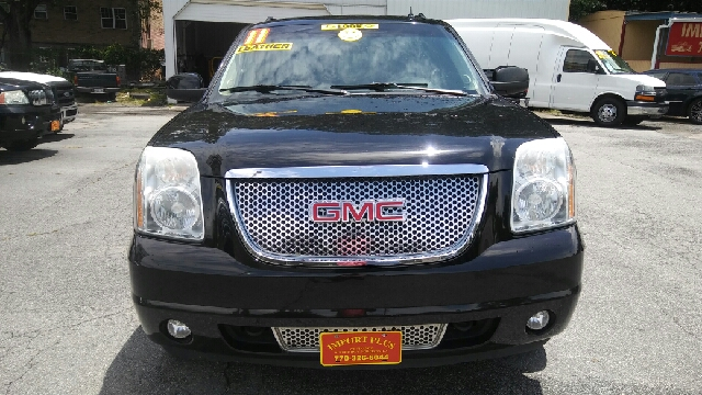2011 GMC YUKON XL DENALI 4X2 XL 4DR SUV black 2-stage unlocking doors abs - 4-wheel adjustable