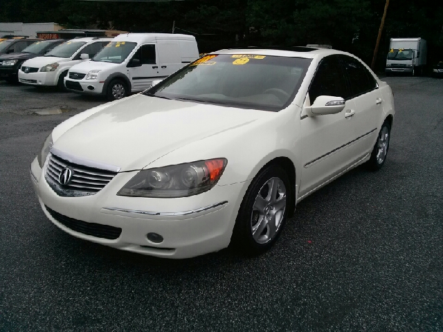 2008 ACURA RL SH-AWD WTECH 4DR SEDAN WTECHNO white 4wd type - full time abs - 4-wheel air fil