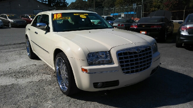 2010 CHRYSLER 300 TOURING 4DR SEDAN cream abs - 4-wheel air filtration airbag deactivation - oc