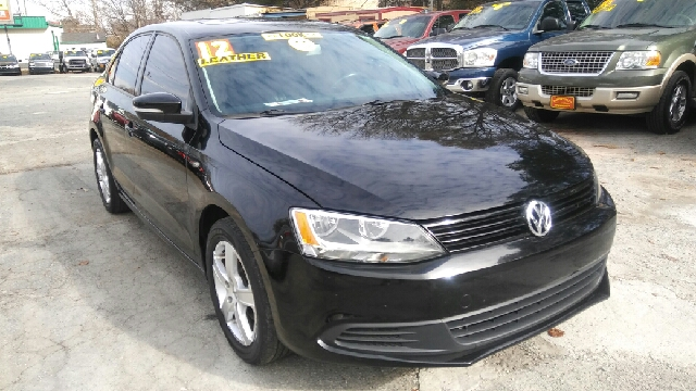 2012 VOLKSWAGEN JETTA SE 4DR SEDAN 6A W CONVENIENCE A black 2-stage unlocking doors abs - 4-whe