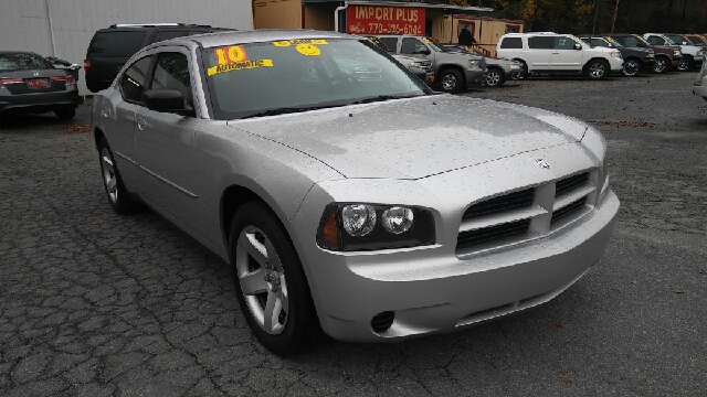 2010 DODGE CHARGER POLICE 4DR SEDAN gray 2-stage unlocking doors abs - 4-wheel air filtration