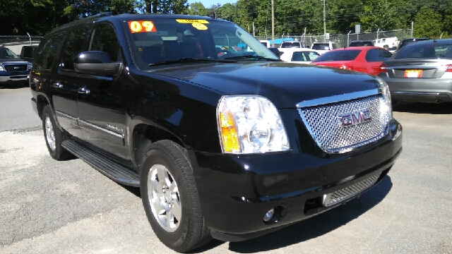 2009 GMC YUKON XL DENALI 4X2 4DR SUV black 2-stage unlocking doors abs - 4-wheel active head re
