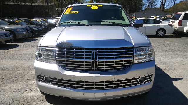 2011 LINCOLN NAVIGATOR BASE 4X2 4DR SUV silver abs - 4-wheel adjustable pedals - power airbag d