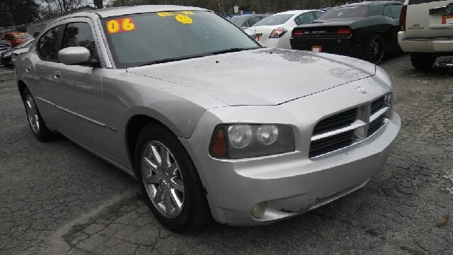 2006 DODGE CHARGER RT 4DR SEDAN silver abs - 4-wheel adjustable pedals - power airbag deactivat