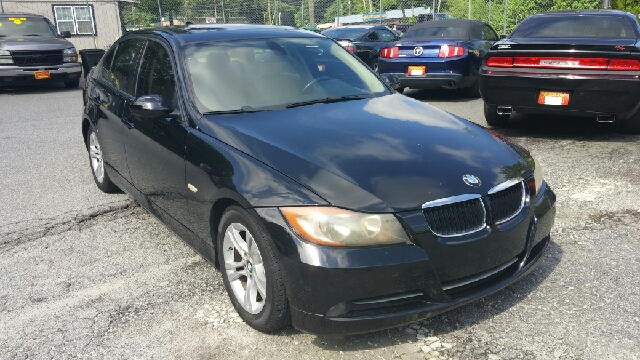 2008 BMW 3 SERIES 328I 4DR SEDAN SA black 2-stage unlocking doors abs - 4-wheel air filtration