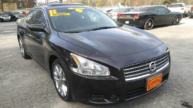 2011 NISSAN MAXIMA 35 S 4DR SEDAN purple 2-stage unlocking doors abs - 4-wheel active head res