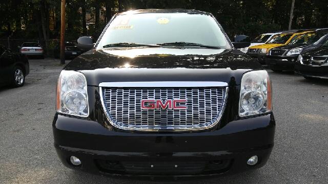 2008 GMC YUKON SLT 4X2 1 4DR SUV black 2-stage unlocking doors abs - 4-wheel airbag deactivatio