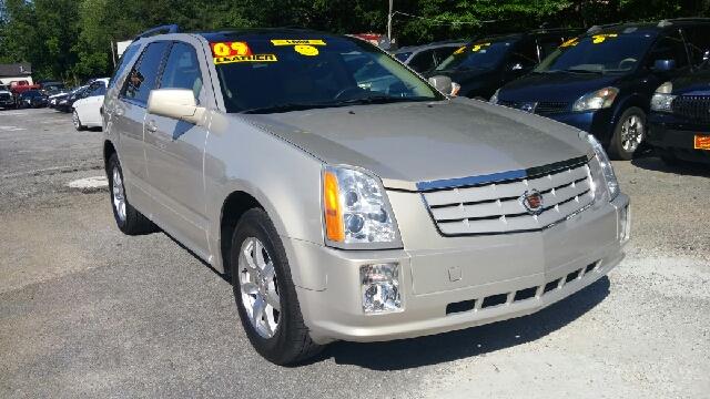 2009 CADILLAC SRX V6 4DR SUV beige abs - 4-wheel air suspension - rear airbag deactivation - oc