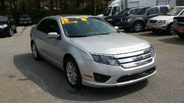 2010 FORD FUSION SEL 4DR SEDAN silver abs - 4-wheel air filtration airbag deactivation - occupa