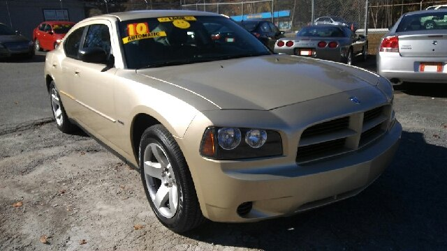 2010 DODGE CHARGER POLICE 4DR SEDAN gold 2-stage unlocking doors abs - 4-wheel air filtration