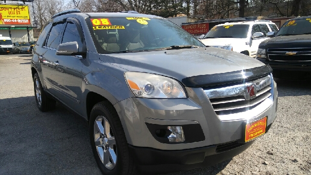 2008 SATURN OUTLOOK XR 4DR SUV W TOURING PACKAGE blue 2-stage unlocking doors abs - 4-wheel ai