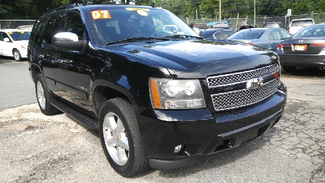 2007 CHEVROLET TAHOE LT 4DR SUV 4WD black 2-stage unlocking doors 4wd selector - electronic hi-l